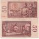 50 korun 1964, série G