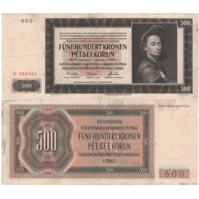 500 Crown 1942 G