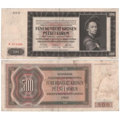 500 Kronen 1942 K