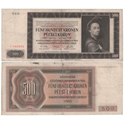 500 Crown 1942 I