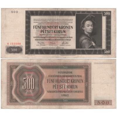 500 Crown 1942 A
