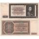500 korun 1942, I. vydání, série B, neperforovaná