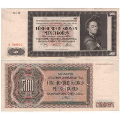 500 Crown 1942 B