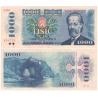 Tschechoslowakei - CZK 1.000 Banknote 1985