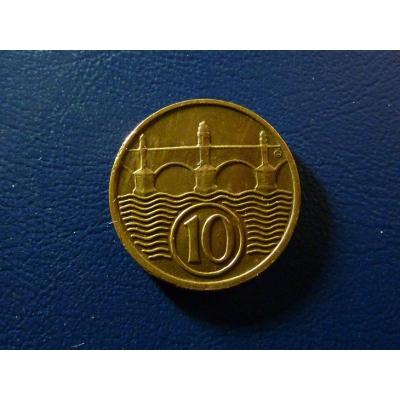 10 haléř 1937