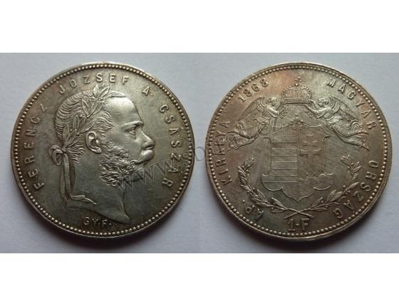 Andělíčkový zlatník 1868 GYF