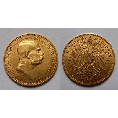 10 korun 1909