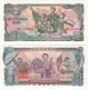 KLDR - bankovka 1 won 1978 UNC