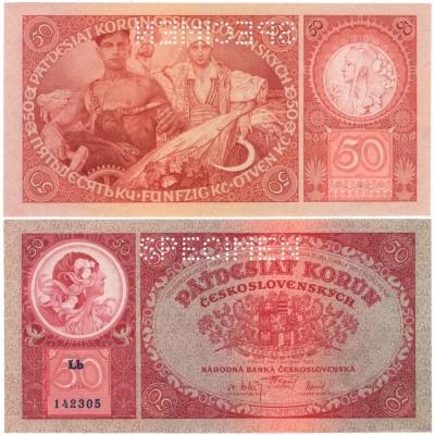 50 Crown 1929