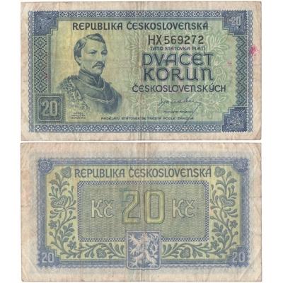 20 Crown 1945
