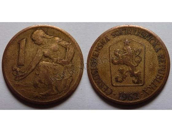1 koruna 1986