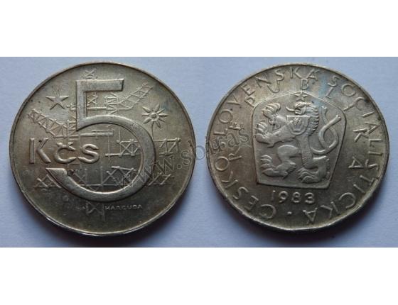 5 Kronen 1983