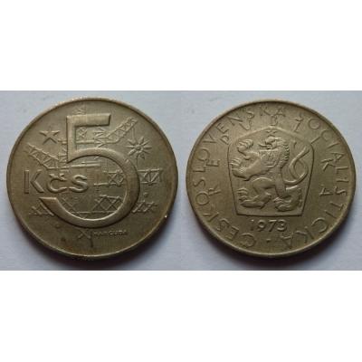 5 Crown 1973