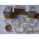 10 pcs. 26mm Coin capsules