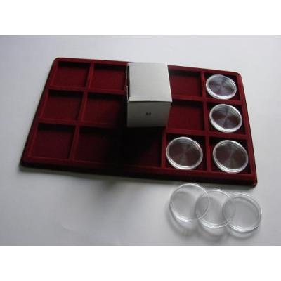 Kapsle na mince 48 mm - 10 kusů