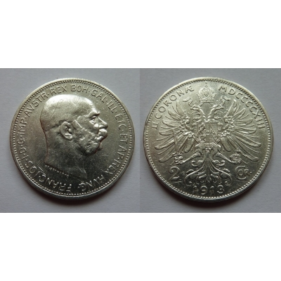 2 Kronen 1913
