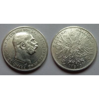 2 Crown 1913