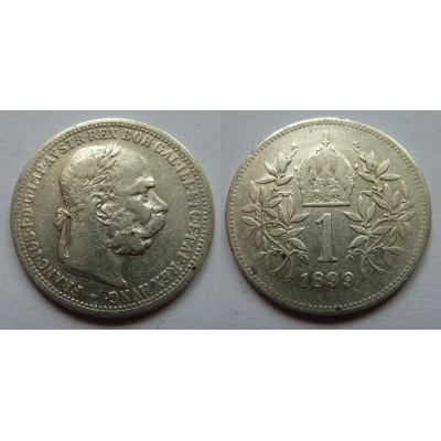 1 Crowm 1899