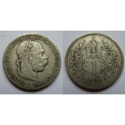 1 Crowm 1898