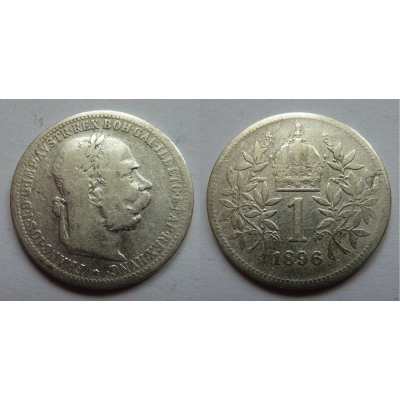 1 Krone 1896
