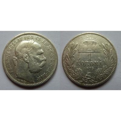 1 Crown 1895