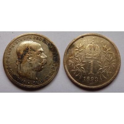 1 Crown 1893