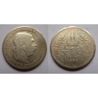 1 Krone 1893
