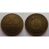 NDR - mince 20 pfennig 1969