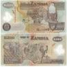 Zambie - bankovka 500 kwacha 2009, polymer