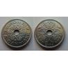 Dánsko - mince 1 koruna 2004
