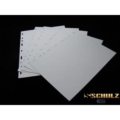 Proložka do alba na bankovky bílá 10ks