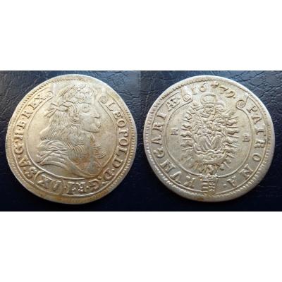 Leopold I. - XV krejcar 1679 KB