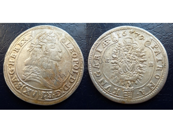 XV krejcar 1679 KB