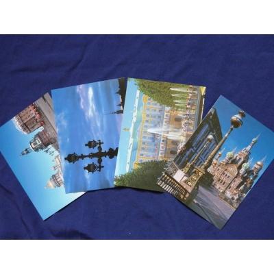 Petrohrad - soubor pohlednic