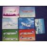 Letadla - soubor pohlednic