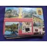 Konvolut pohlednic - 50 kusů místopis