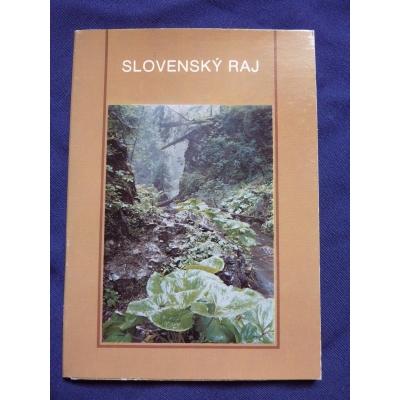 Slovenský ráj - sada pohlednic