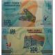 Madagaskar - bankovka 100 ARIARY 2017 UNC