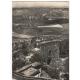 Jiřetín pod Jedlovou, hrad Tolštejn - pohlednice černobílá