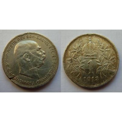 1 Crown 1913