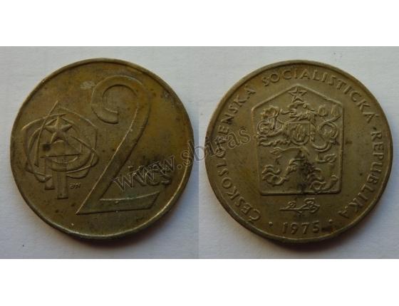 2 Kronen 1975