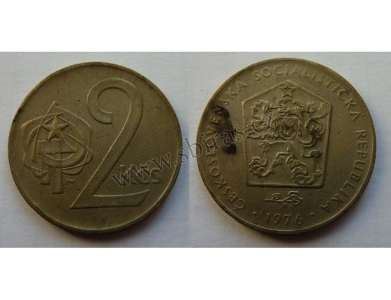 2 Kronen 1976