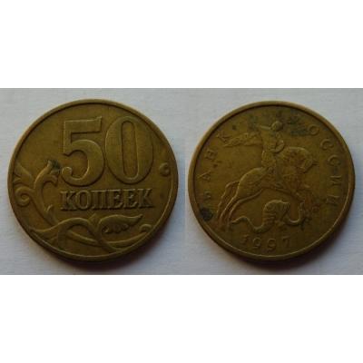 Ruská federace - 50 kopějek 1997 M