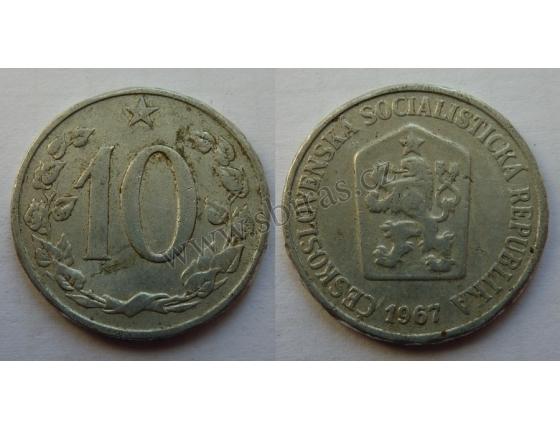 10 heller 1967