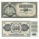Jugoslávie - bankovka 500 dinara 1981 UNC