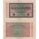 Německo - bankovka Reichsbanknote 20 000 Marek 1923