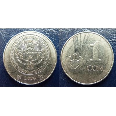 Kyrgyzstán - 1 com 2008