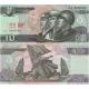 KLDR -bankovka 10 Won 2002 UNC
