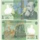 Rumunsko - bankovka 1 Leu 2005 UNC, polymerová bankovka