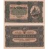 Maďarsko - bankovka 20 korona 1920